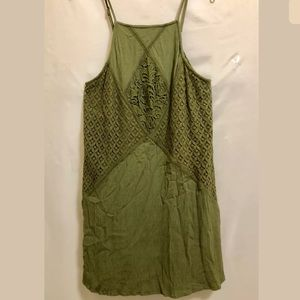 Xhilaration Women's top  embroidery lined